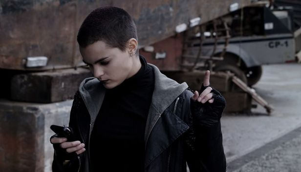 Negasonic Teenage Deadpool