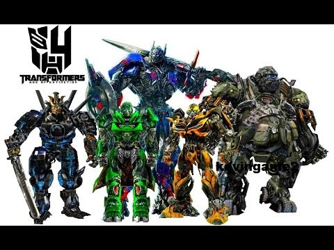 age of extinction autobots