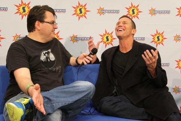 Brian Krause Interview 3