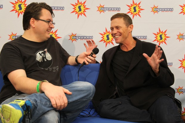 Brian Krause Interview 2