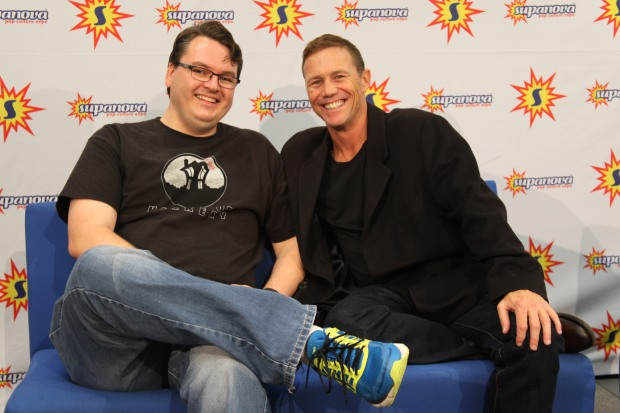 Brian Krause Interview 5