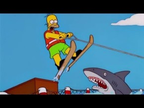 simpsons jump the shark