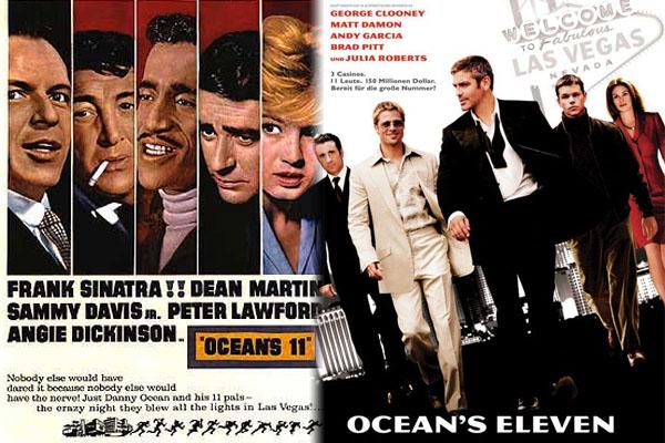 oceans eleven original cast