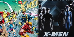 x-men-comics-vs-movie