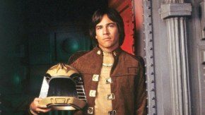 "BATTLESTAR GALACTICA - Pilot: ""Earth Star"" - Airdate: July 7, 1978. (Photo by ABC Photo Archives/ABC via Getty Images)