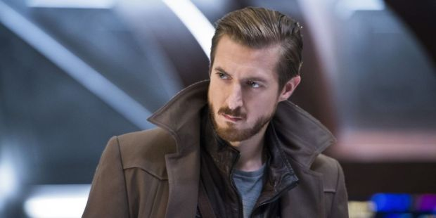 Rip Hunter Arthur Darvill