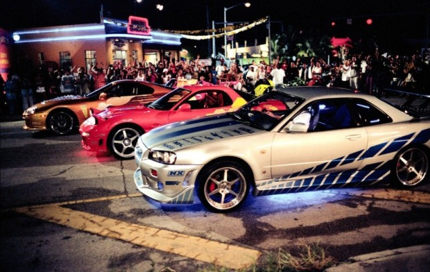 2 fast 2 furious cars