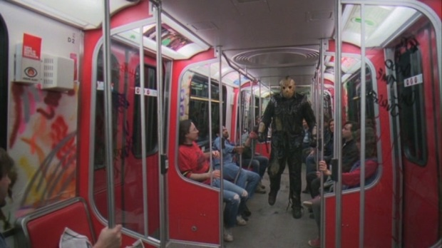 jason takes the subway