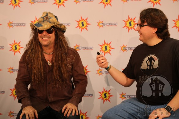 Exclusive Interview with Jess Harnell! | Funk's House of Geekery