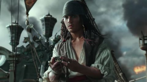 young jack sparrow