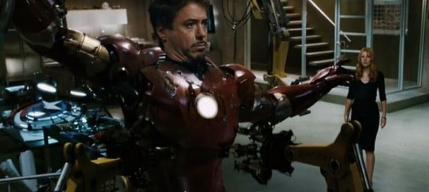 cap shield iron man
