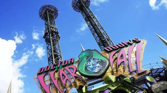 Universal Orlando trip report - August 2011.