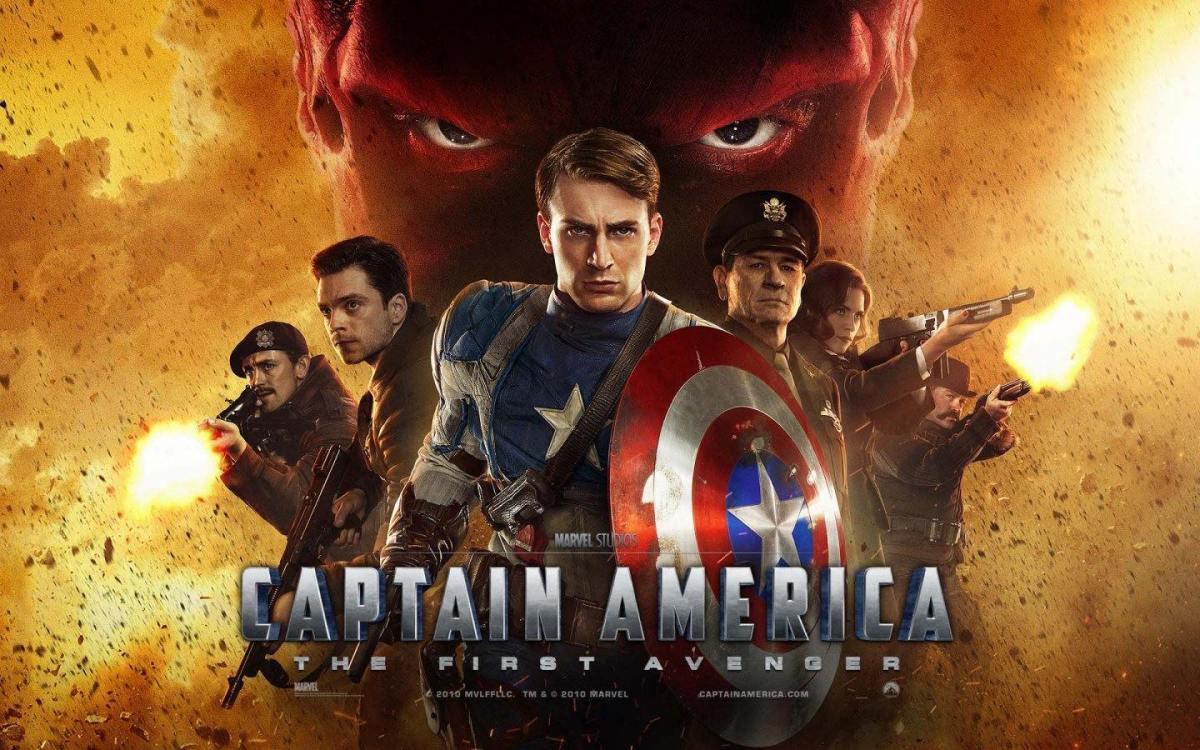 The MCU Ranked: 'Captain America: The First Avenger'