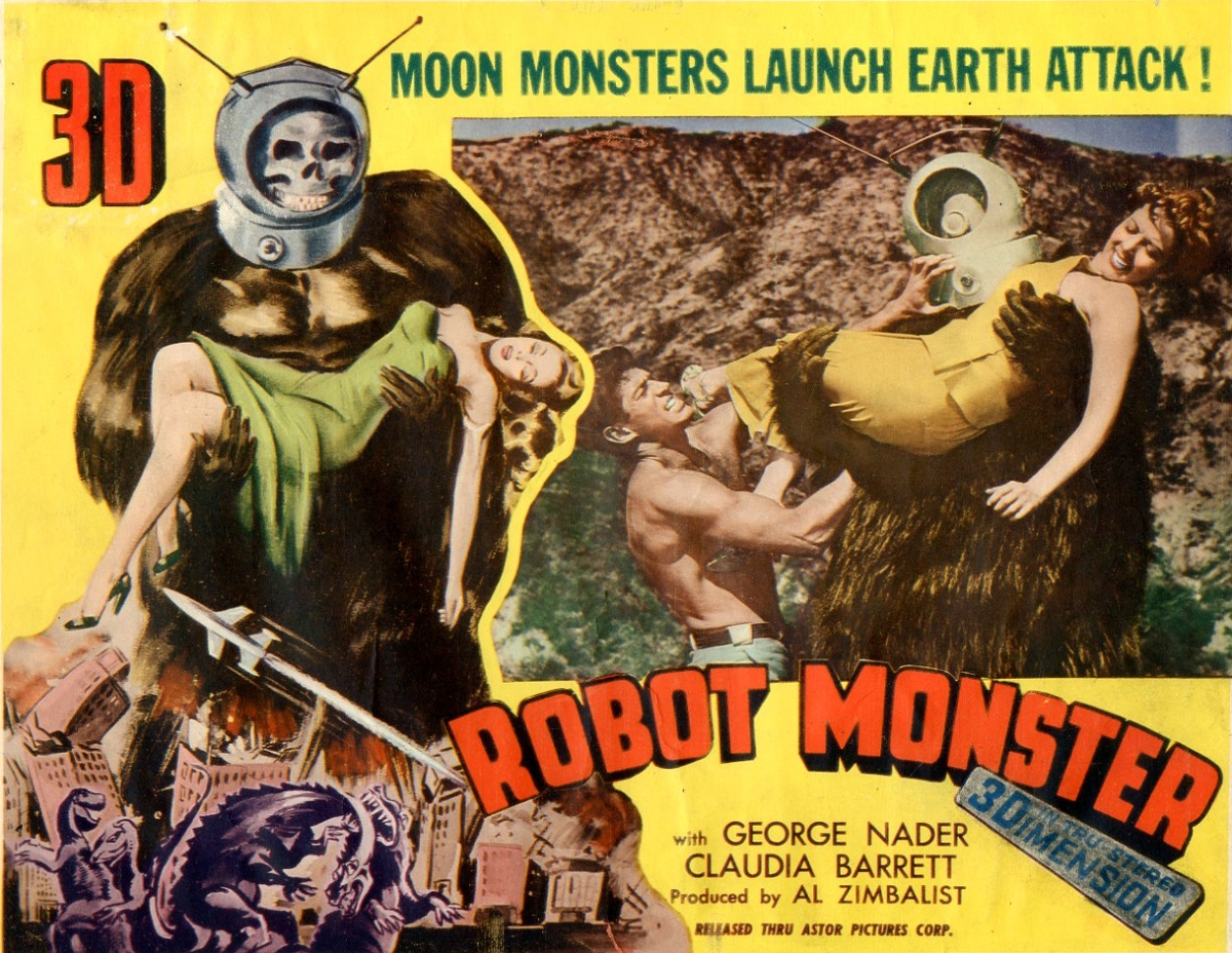 Retro Review: 'Robot Monster'