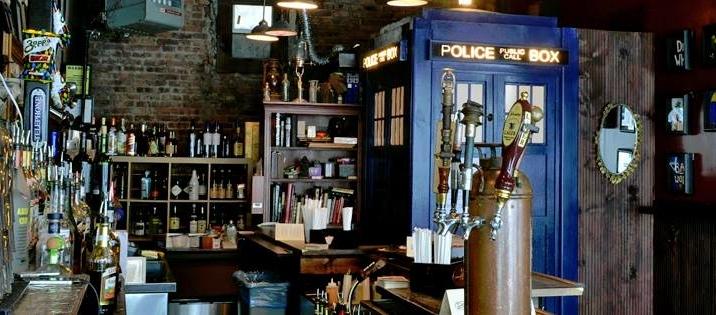 Geekiest Bars Amp Restaurants In America Funk S House Of