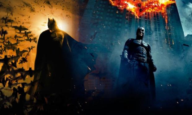 Batman Begins Dark Knight