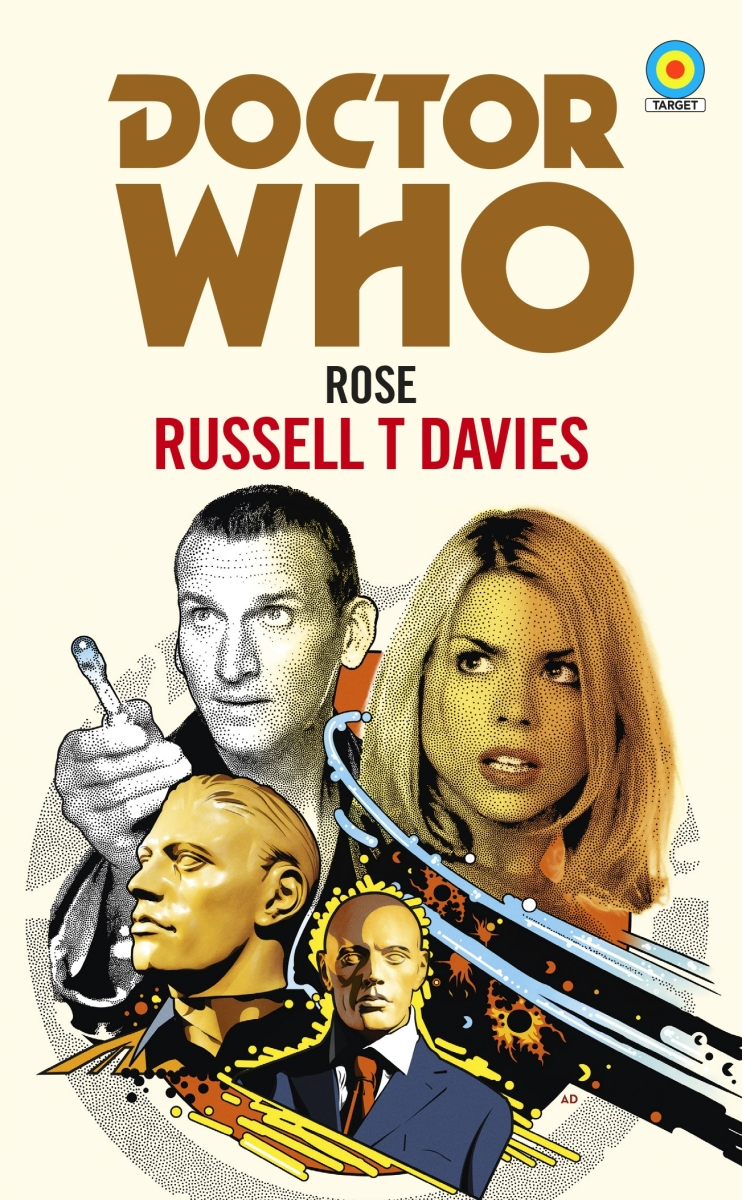 "Book Review: Doctor Who ""Rose"", by Russell T Davies"