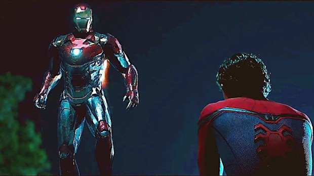 homecoming iron man