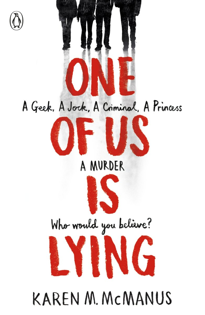 Book Review and Casting Call: 'One of Us is Lying' (2017)