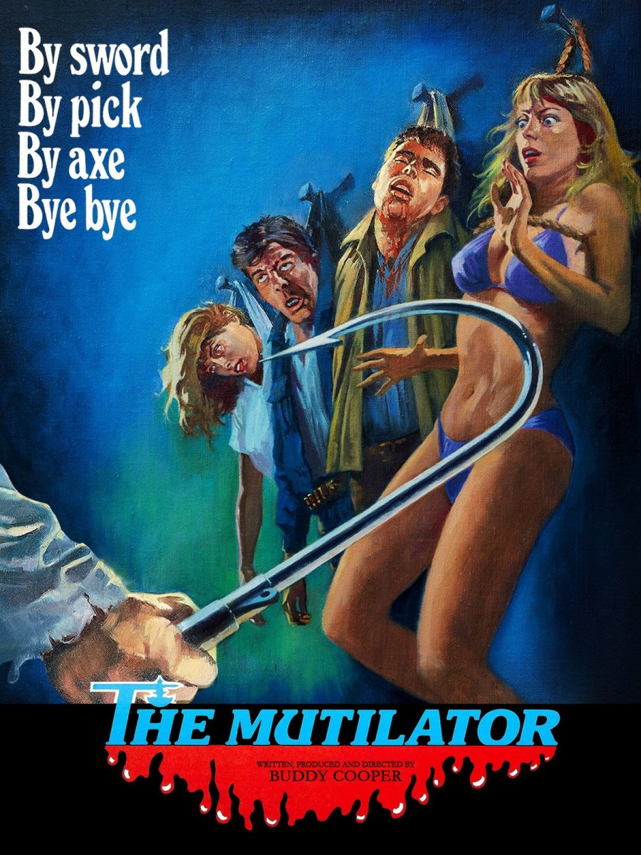 Retro Review: 'the Mutilator'