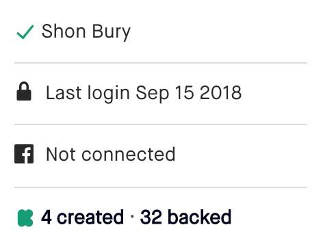 shon login