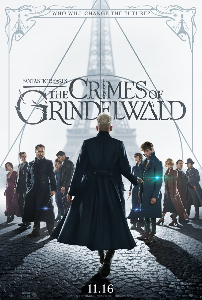 Movie Review: 'Fantastic Beasts - The Crimes of Grindelward'