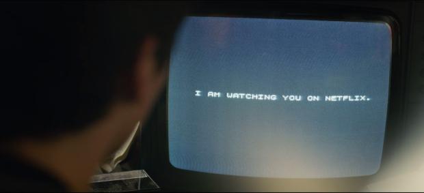 bandersnatch I am watching you on netflix