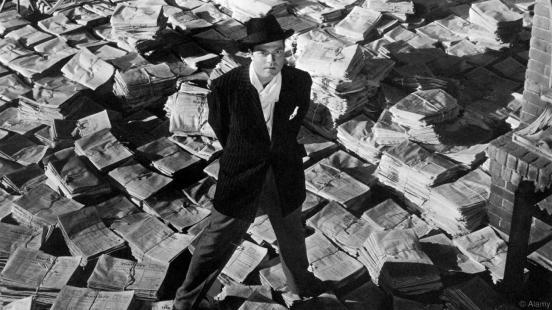ORSON WELLES CITIZEN KANE (1941)