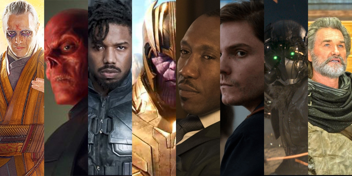 The MCU Villain Showdown Pt: 6