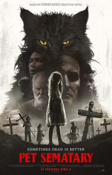 6500ea6d7ae5 Movie Review   Pet Sematary  (Second Opinion)